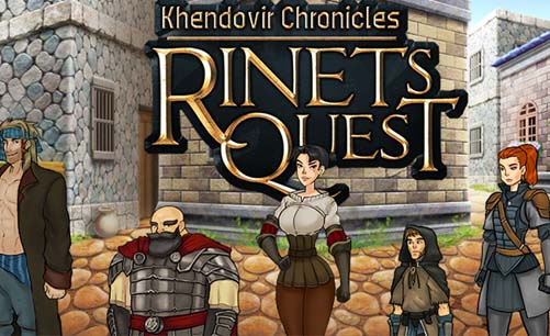 Khendovirs Chronicles Rinets Quest