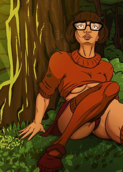 Scooby Doo: Velma's Nightmare