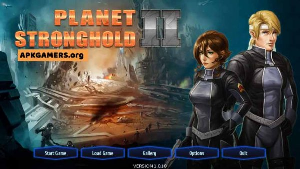Planet Stronghold 2