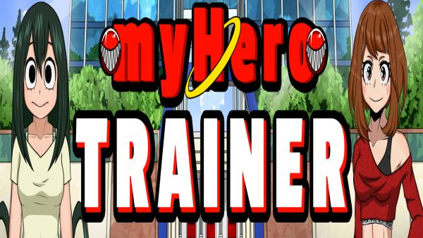 My hero trainer