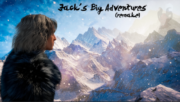 Jacks Big Adventures: Remake